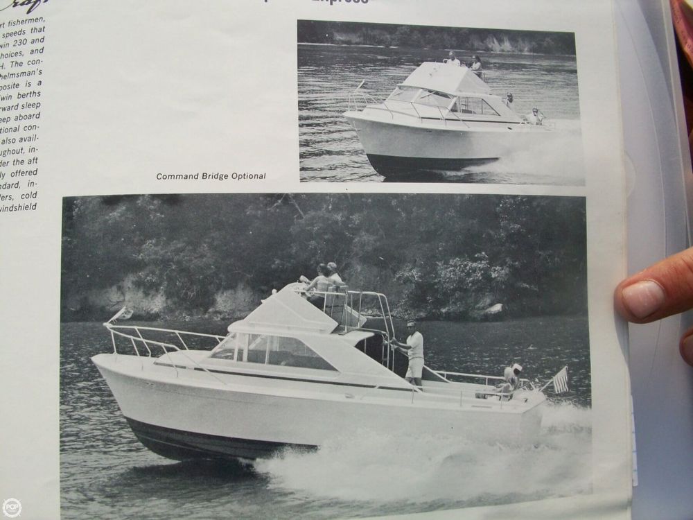 1969 Chris-Craft 31 Commander For Sale