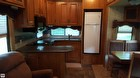 Full Kitchen With New Refrigerator