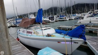 Catalina C-27, 26', for sale - $9,900