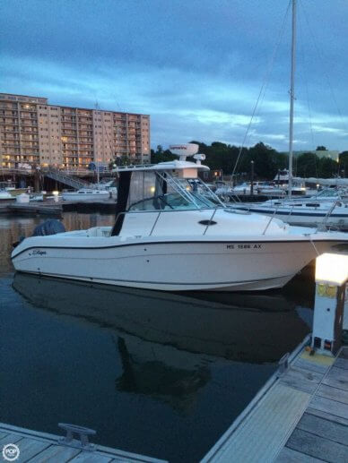 Seaswirl 2601, 25', for sale - $57,800