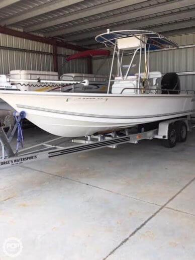 Sea Pro SV2400 CC, 23', for sale