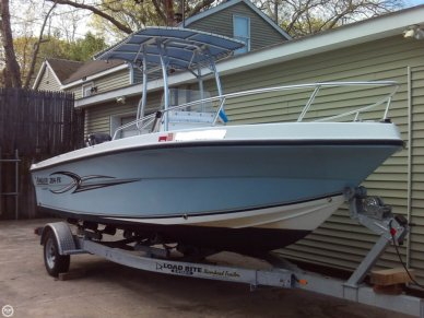 Angler 204 FX Limited Edition, 20', for sale - $18,000