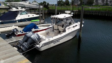 Grady-White 258 Journey, 25', for sale - $49,000