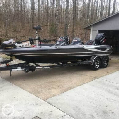 Triton 21 TRX Elite, 21', for sale - $58,900