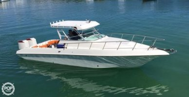 Fountain 31 Sportfish Cruiser, 31', for sale - $55,000