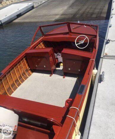 Thompson Sea Lancer 17, 17', for sale - $12,900