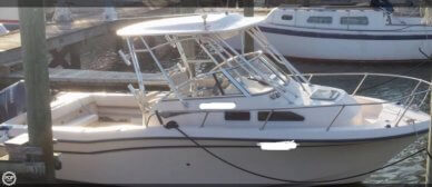 Grady-White Journey 258, 25', for sale - $59,500