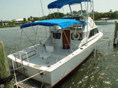Bertram 28 Sport Fish/ Flybridge, 28', for sale - $16,500