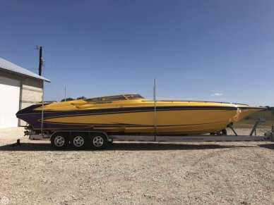 Fountain 38 Lightning, 38', for sale - $205,000