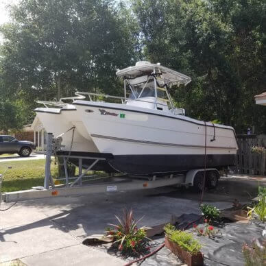 ProKat 22 KA CC, 22', for sale - $26,000