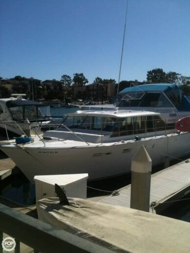 Chris-Craft 40, 40', for sale - $20,500