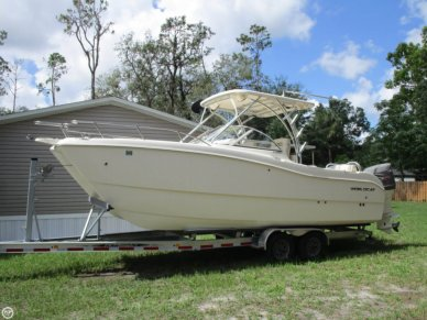 World Cat 255 DC, 26', for sale - $133,400