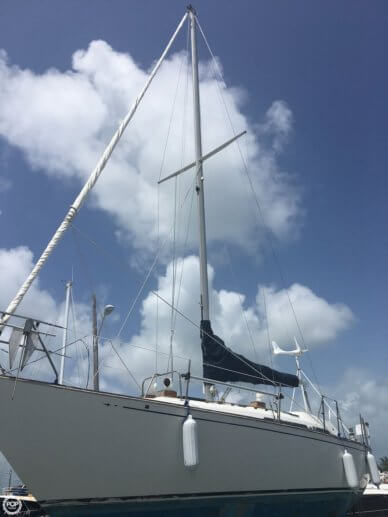 C & C Yachts Landfall 35, 35', for sale - $10,500