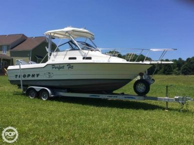 Trophy 2502 WA, 24', for sale - $18,500