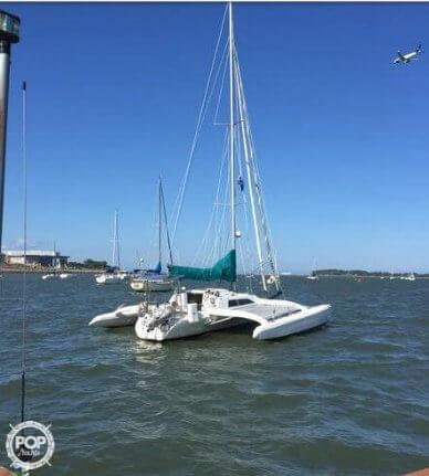 Corsair Marine 31, 31', for sale - $94,500