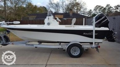 Nautic Star 1810 Nautic Bay, 18', for sale - $21,500