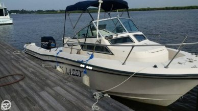 Grady-White Seafarer 226, 22', for sale - $14,999