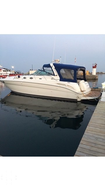 Sea Ray 380 Sundancer, 38', for sale - $124,900