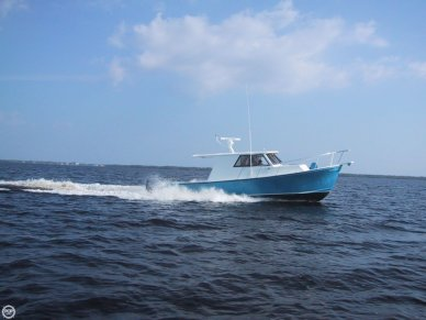 Crusader 34 Express Fisherman, 34', for sale - $88,900