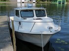 1992 Parker Marine 25 Sport Cabin - #2