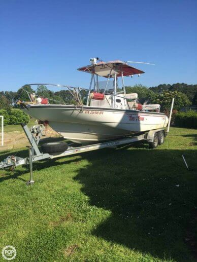 Boston Whaler 22, 22', for sale - $31,200