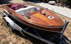 1947 Chris Craft Runabout