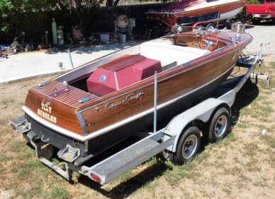 Chris-Craft 17 Deluxe Runabaout, 17', for sale - $11,500