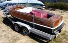 1947 Chris-Craft 17 Deluxe Runabaout - #5
