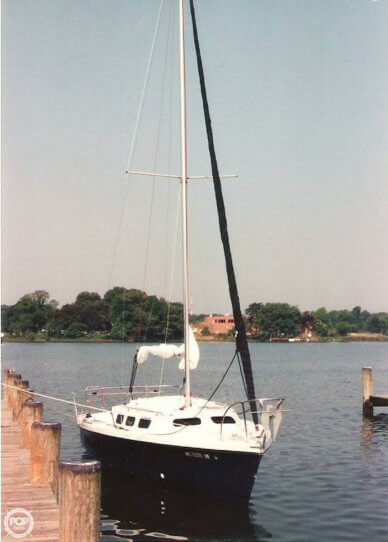 General Boats Corporation Rhodes 22, 22', for sale - $19,500
