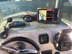 GPS/ Fishfinder/ Plotter, VHF