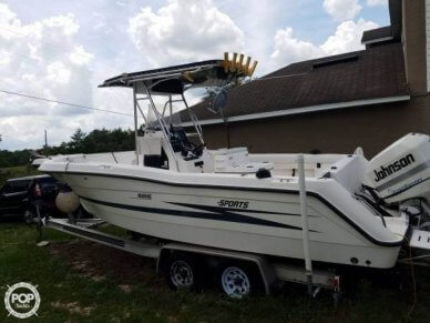 Hydra-Sports 2450, 25', for sale - $24,000