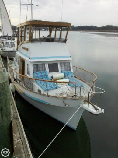 Bristol Trawler, 42', for sale - $39,900