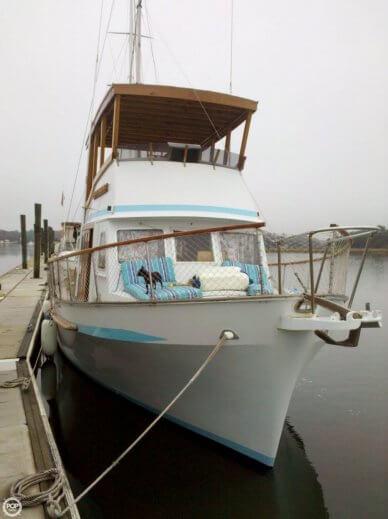 Bristol Trawler, 42', for sale - $37,500