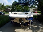Bimini, Lower Unit, Swim Ladder, Swim Platform