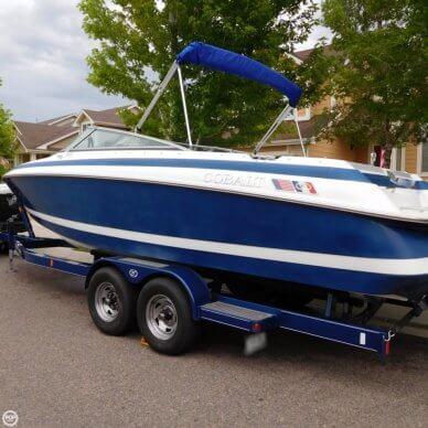 Cobalt 253, 25', for sale - $19,500