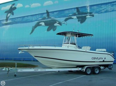 Century 2600 CC, 27', for sale - $33,400