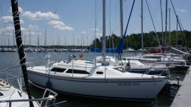 Catalina 27, 27', for sale - $33,400