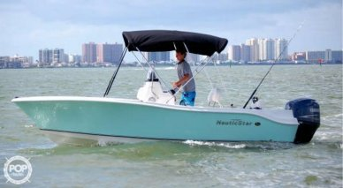Nautic Star 1900 Offshore, 19', for sale - $31,700