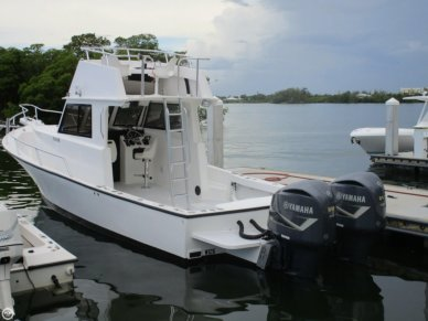 Crusader 34 Express Fisherman, 34', for sale - $160,000