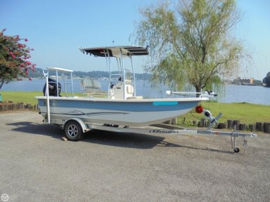 Carolina Skiff 198 DLX Tunnel Series, 20', for sale - $27,000