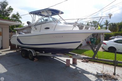 Cobia 220 Walkaround, 23', for sale - $14,500