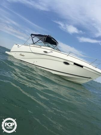 Rinker 250 Fiesta Vee, 250, for sale - $47,250