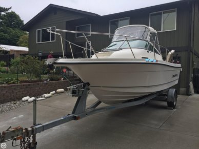 Trophy Pro 2002, 21', for sale - $19,983