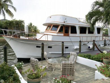 Marine Trader Tortuga 50, 50', for sale - $150,000