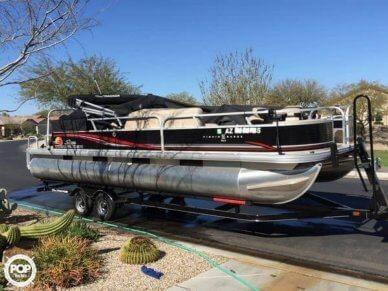Sun Tracker Fishin Barge 24 DLX, 26', for sale - $26,995