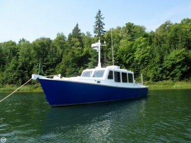 2013 Gasparek Marine 33 Trawler