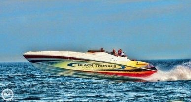 Black Thunder 460 XT EC Limited Edition, 46', for sale - $167,000