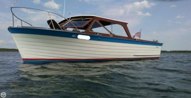 Lyman 26 Cruisette, 26, for sale - $18,000