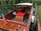 Transom, Vents, Cleats, Engine Cover, Rod Holders
