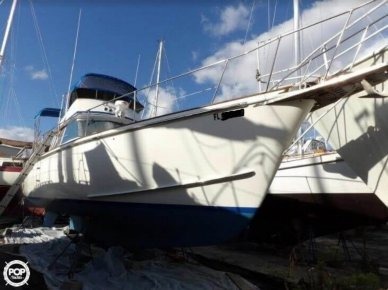 Gulfstar 43 Mark II, 43', for sale - $38,900